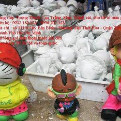 - chuyên bán sỉ tượng thạch cao 400đ - 4000đ/con - tranh cát - alô để báo giá tốt nhe giá sỉ