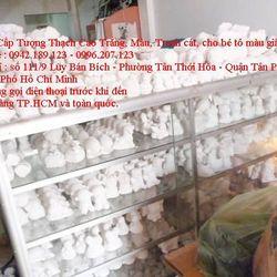- chuyên bán sỉ tượng thạch cao 400đ - 4000đ/con - tranh cát - vui lòng alô để báo giá tượng tô màu giá tốt nhe các bạn giá sỉ