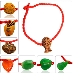 dây đỏ đeo tay may mắngiá sỉ 3k bao gồm dây và mặt giá sỉ