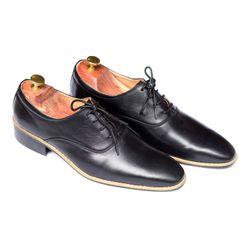 Giày da bò nam công sở cao cấp ttg001