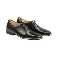 Giày oxford da bò thật nam công sở cao cấp ttg002