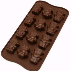 khuôn silicone làm bánh chịu nhiệt cao giá sỉ 29k