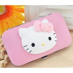 Bộ dụng cụ chăm sóc móng 7 món hộp kitty - ld029 giá sỉ