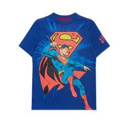 Áo bé trai in hình siêu anh hùng