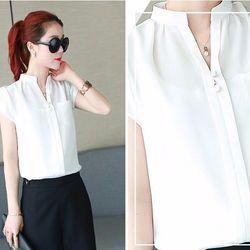 Đầm áo trắng đỏ quần ống suông t mf-1119 -150