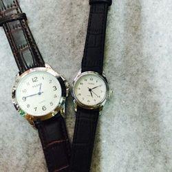 Đồng hồ da may giá sỉ 85k/cái đơn 500k sĩ giá sỉ