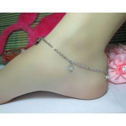 Lắc chân inox - giá sỉ 14k/cái - xem thêm sp ở nhe giá sỉ