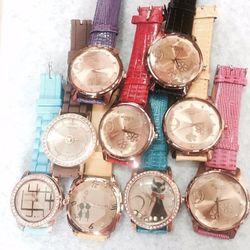 Đồng hồ thời trang mới. giá sỉ 39k/cái. có hơn 200 kiểu . web bansisaigon.com, xem thêm ở zalo 0981.66.2025, đơn 500k được sỉ