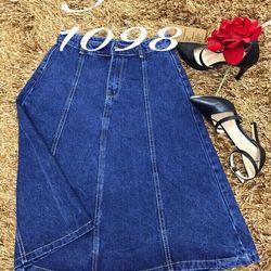 Đầm jeans