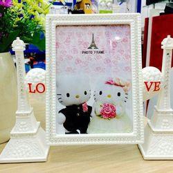 Khung hình tháp paris đôi chữ love phong cách hoàng gia giá sỉ