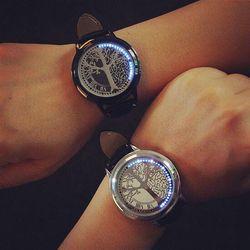 Đồng hồ led cảm ứng hq giá sỉ