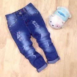 quần jean bé trai giá sỉ