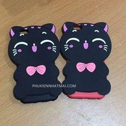 Ốp mèo đen cho các dòng điện thoại