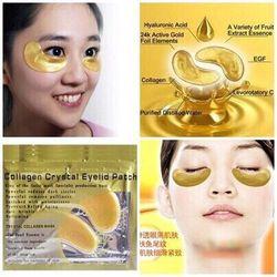 Mặt nạ collagen tươi trị thâm quầng mắt