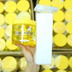 Sáp wax lông lạnh mật ong horshion 750ml giá sỉ