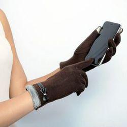 Găng tay cảm ứng nữ mẫu hàn quốc