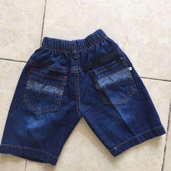 Quần jean lửng bé trai size 1-20