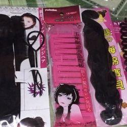 Bộ làm tóc 10 món