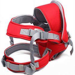 đai địu em bé 6 tư thế baby carrier đỏ giá sỉ