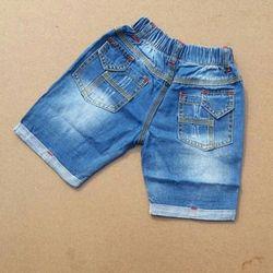 Hàng có sẳn quần jeans lửng bt coton mềm nhí 1-8 ri 8 hàng có 2 màu đậm nhạt giá 74000 giá sỉ