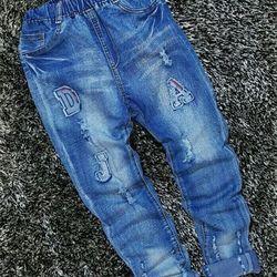Quần jean short bé trai chất jean dày mềm co dãn mạnh hàng bao đẹp từ chất liệu đến form dáng size cho bé từ 12 - 22kg ri 5 giá 107000