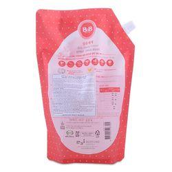 Gói nước giặt quần áo dành cho bé bb baby laundry detergent refill 1300ml giá sỉ, giá bán buôn