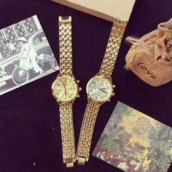 Đồng hồ vàng 6 kim