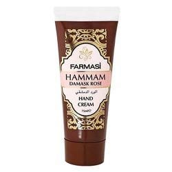 Kem dưỡng ẩm chống lão hóa cho tay farmasi hand cream damask rose