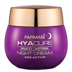 Kem chống lão hóa trắng da ban đêm tuổi 35 farmasi hyacure age active night cream giá sỉ