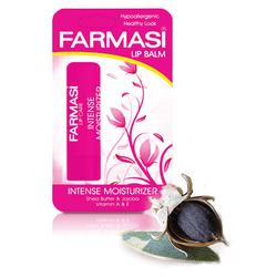 Son dưỡng môi chiết trái cây farmasi lip balm hạt bơ