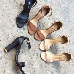 O2911-sandal gót trụ 7cm