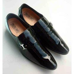 Giày tây trung hiếu da bóng cao cấp đt1203