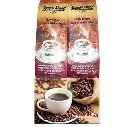 Cà phê hạt- moka nguyên khang k150