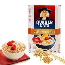 Yến mạch quaker oats mỹ