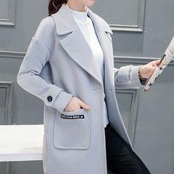 Áo khoác dạ nữ
