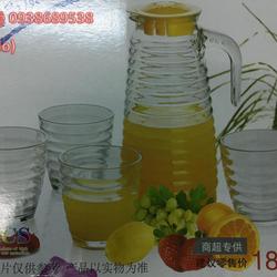 Bộ ly đựng nước trái cây 1 bình đựng và 4 ly bé