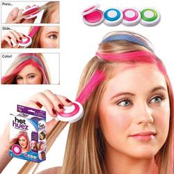 Phấn nhuộm tóc 1 hộp 4 màu