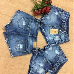 quần sọc jeans