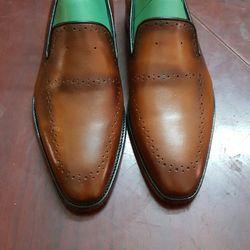 Giày da nam cao cấp macan