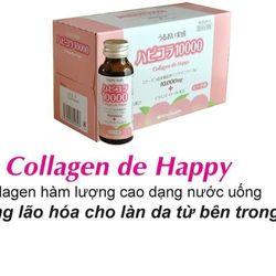 Collagen de happy nhật bản giá sỉ