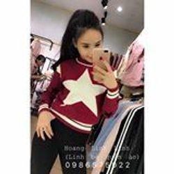 a5029 áo len họa tiêt ngôi sao hàng quảng châu - sỉ 5 cái bất kỳ giá 80k -chất vải len giá sỉ