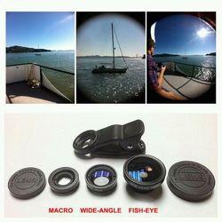 Lens camera 3in1