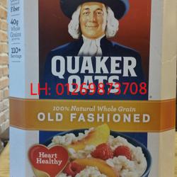 Yến mạch quaker oast giá sỉ