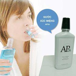 Nước súc miệng anti-plaque fluoride mouthwash