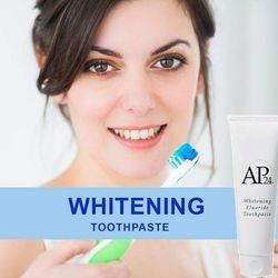 Kem đánh răng trắng sáng - whitening fluoride toothpaste giá sỉ