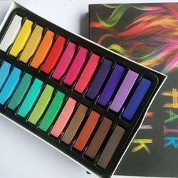 Phấn nhuộm tóc chalk dye