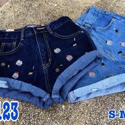 Short jeans chất cottong