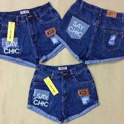 Short jean nữ hotttt