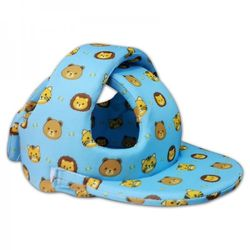Nón bảo vệ đầu cho bé tập đi babyguard handmade giá sỉ