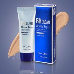 Kem bb cream chống nhăn 3w clinic wrinkle repair giá sỉ